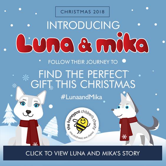 Luna and Mika